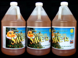 CleanPlantsHappyPlants Citrus Save-R(tm) Product Line