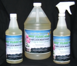 CleanPlantsHappyPlants RSVP* PLANT WASH(tm) STABILIZER-MAINTAINER Product Line
