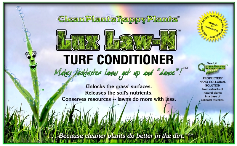 CleanPlantsHappyPlants Lux Law-N Turf Conditioner(tm)