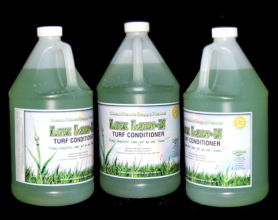 CleanPlantsHappyPlants Lux Law-N Turf Conditioner(tm) Product Line